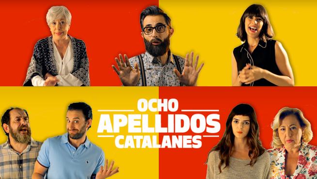 8 apellidos catalanes maquillaje peluqueria diana gali a